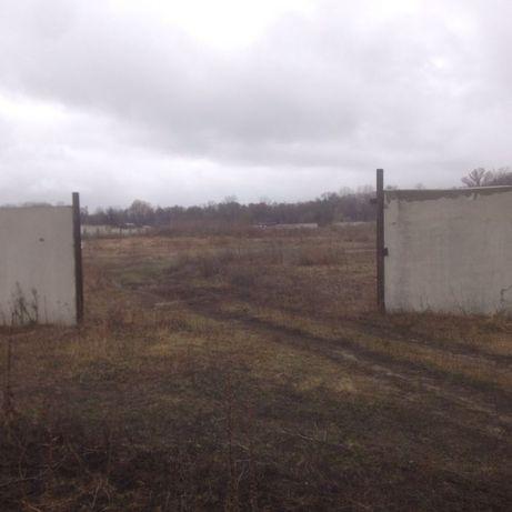 2Га,огорожено забором,черта Полтави