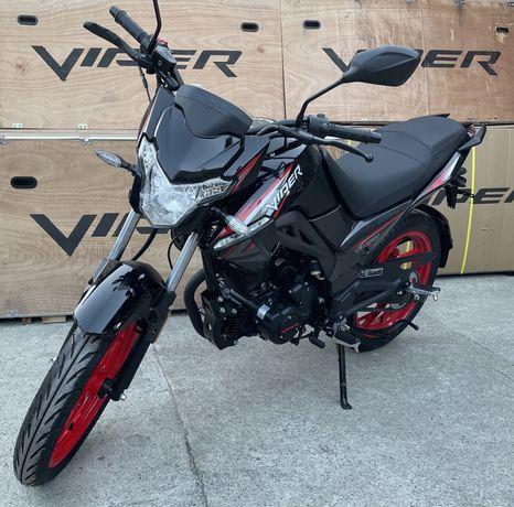 Мотоцикл Вайпер Viper ZS200cc баланс вал Новинка 2021р
