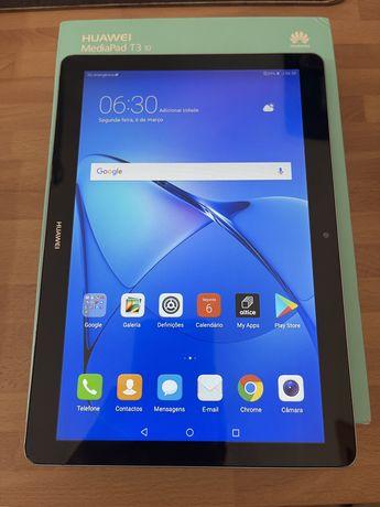 Tablet huawei mediapad T3 4G faz chamadas(ACEITO RETOMA)