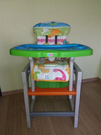 Krzesełko wielofunkcyjne do karmienia