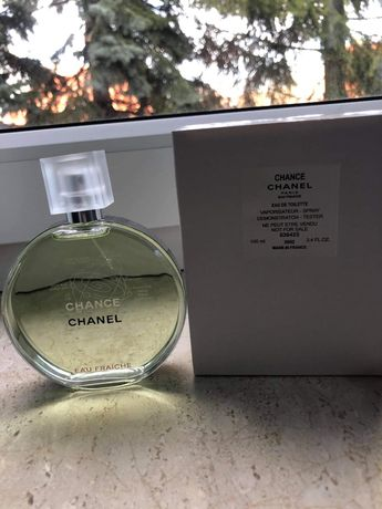 Chanel Chance - Tester