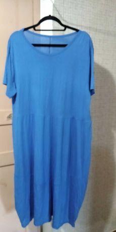 Продам платье размер 56-58