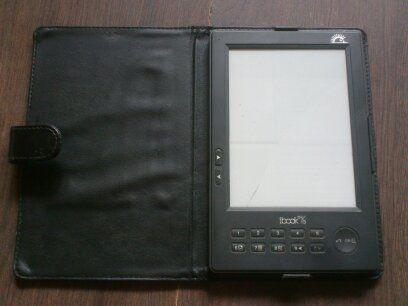 Эликтроная книга Ibook ereader побит экран