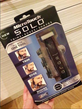 Машинка Триммер micro Touch solo бритва для бороды