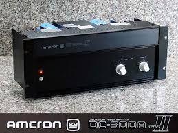 Amcron Dc300 II