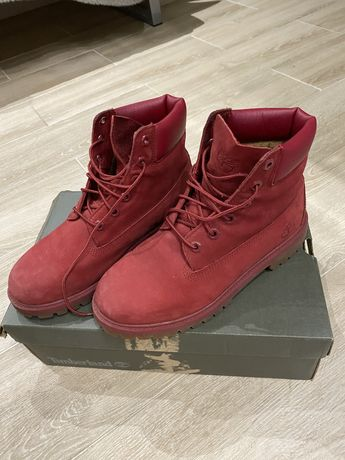 Продам ботинки Timberland б/у 39р