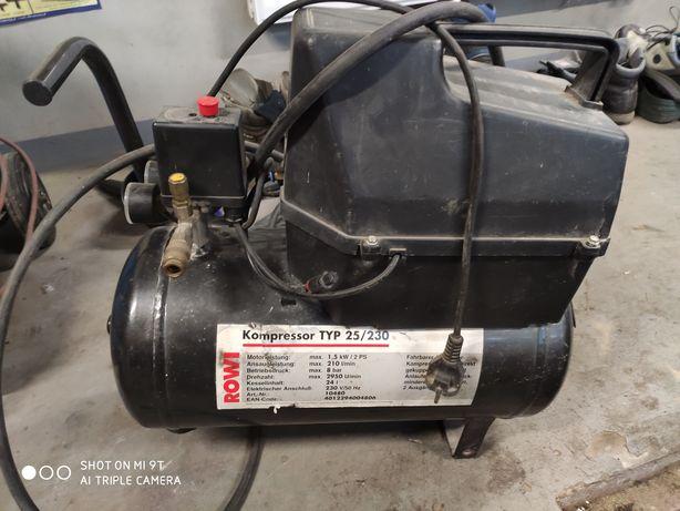 Kompresor sprężarka 24l