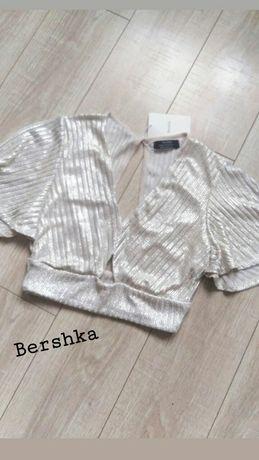 Вечерняя блузка/топ от Bershka