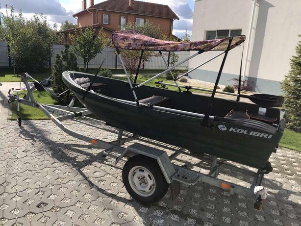 Лодка Колибри 350