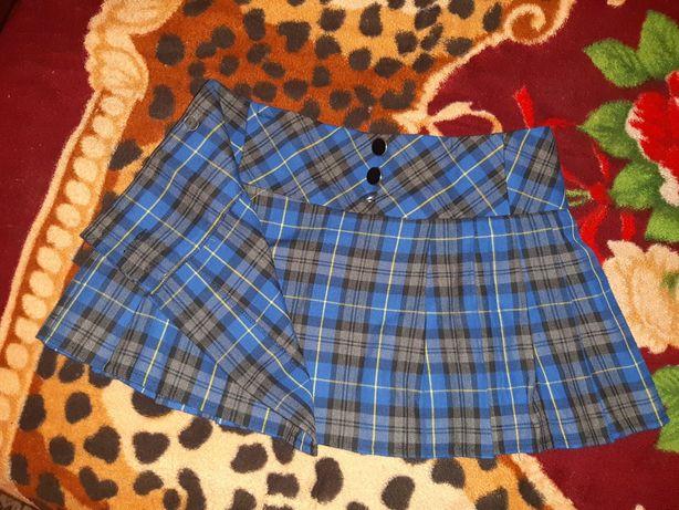 Короткая мини юбка