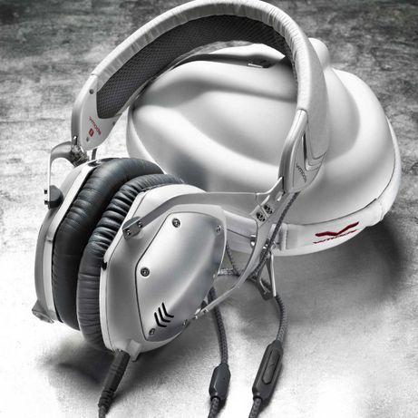 -50% V-MODA Crossfade M-100 metalowe składane słuchawki dl DJ, studio