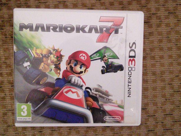 Mario Kart 7 COMO NOVO