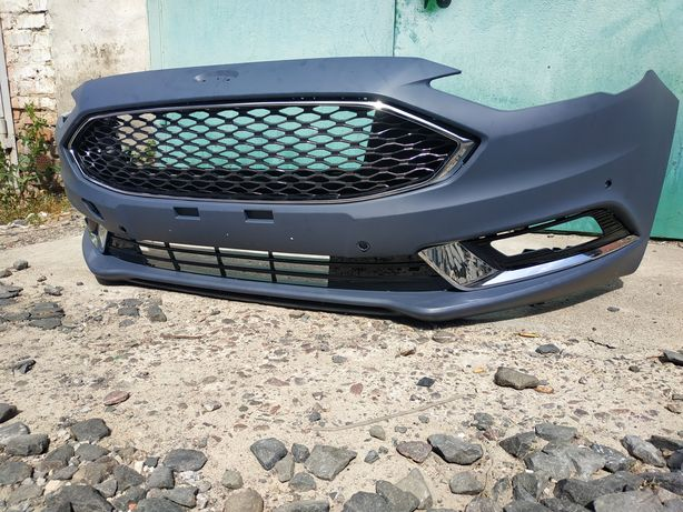 Бампер Ford Fusion 17 USA Форд Фьюжн Ford Mondeo Mk5 Форд Мондео