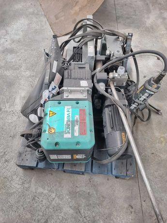 Gincho 1T verlinde  Motorizado