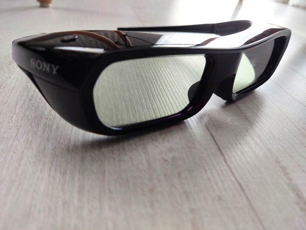Okulary Sony 3d TDG BR250