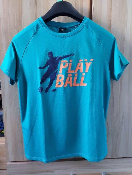 Koszulka sportowa 4F. Rozmiar 158