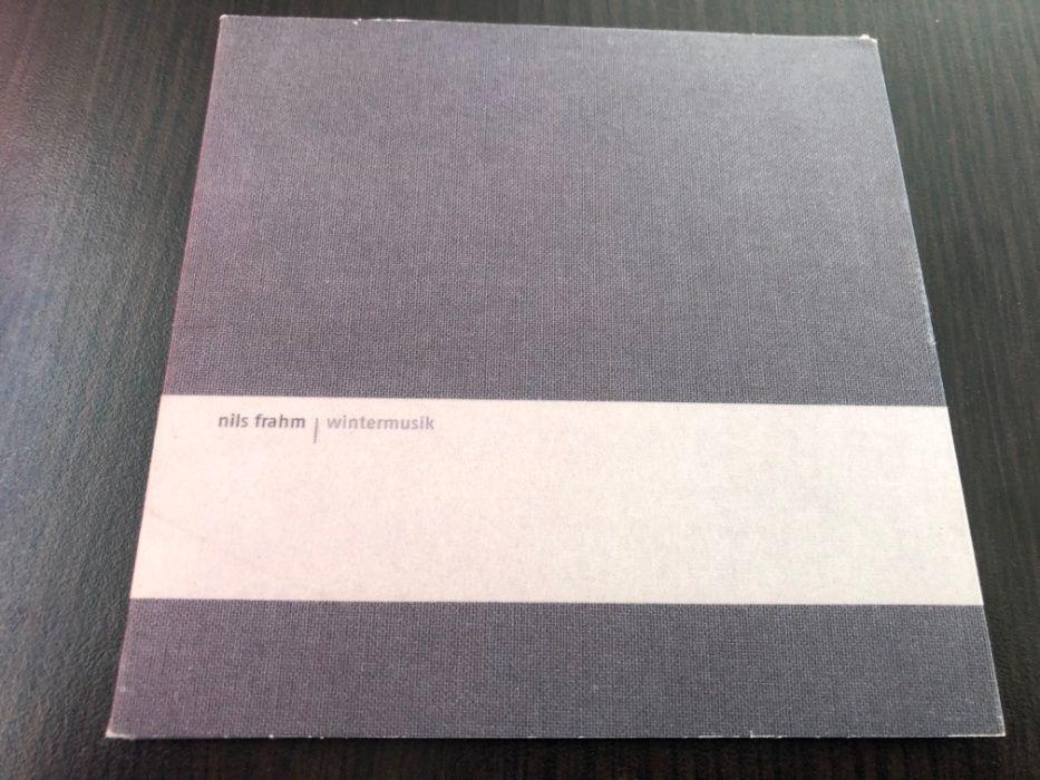 Nils Frahm Wintermusik RARYTAS cd Szczecin - image 1