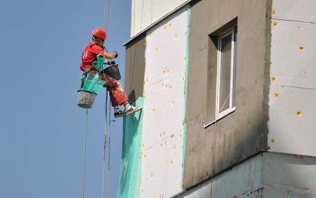 Утепление фасадов,квартир,стен,домов. АКЦИЯ ОТ 350грн. м2.
