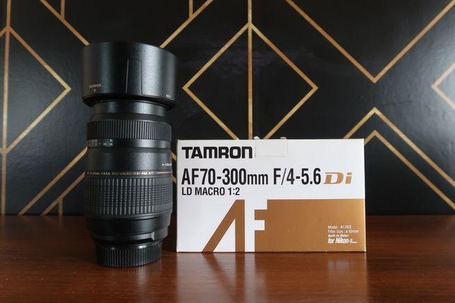 Obiektyw do Nikon Tamron 70-300