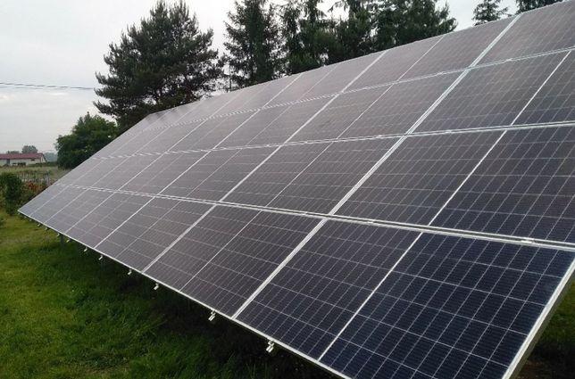 Panele fotowoltaiczne, falowniki, Panele słoneczne, 5,5kW, zrób to sam