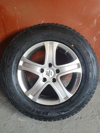 Зимняя резина 4шт Bridgestone Blizzak на дисках для Suzuki Grand Vitar