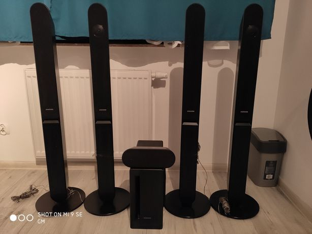Samsung Głośniki kina domowego 5.1 PS-WTX35