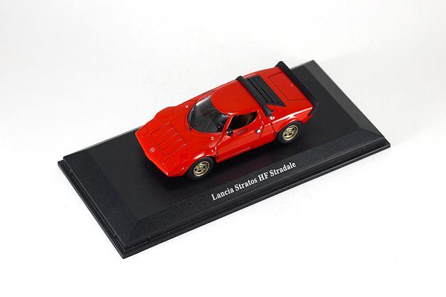 Lancia Stratos HF Stradale - Norev - 1:43