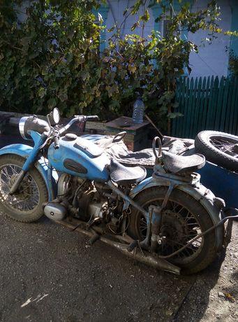 Продам мотоцикл М 61