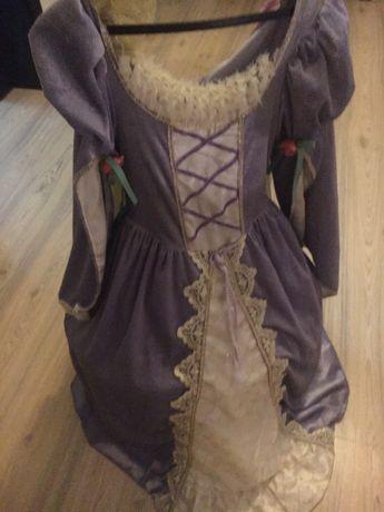 Suknia ksiezniczki  piękna !!!