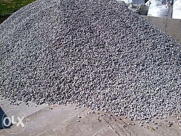 Grys granitowy płukany 16-22 'dalmatyńczyk'