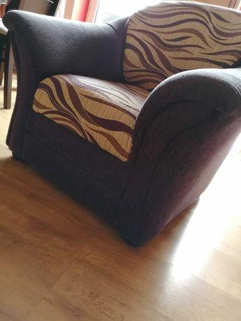 Fotel fioletowy, firmy Bodzio