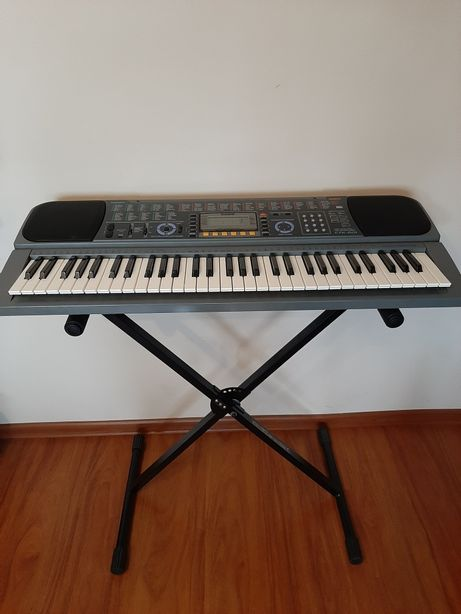 Keyboard Casio  klawiatura dynamiczna