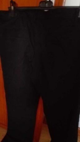 """calças homem azuis escuras tipo """"fato"""""""
