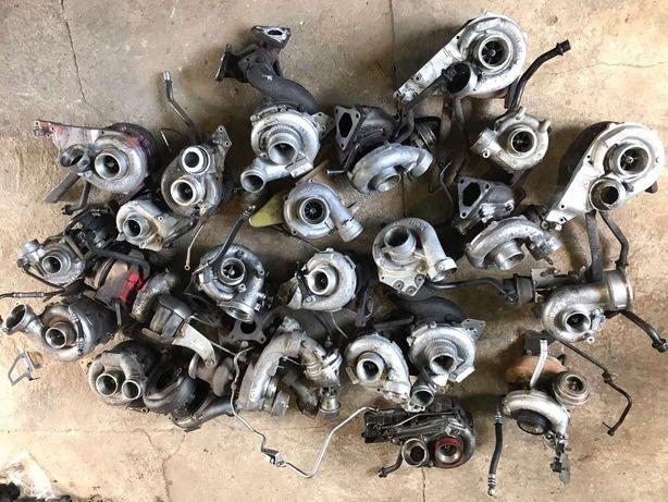 Турбина Mercedes 1.8 2.2 2.8 3.0 3.2 4.0 W211 220 203 163 212 221 W164