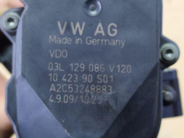 Nastawnik klap kolektora ssącego Vw 2.0 v120