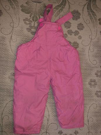 Комбинезон, штаны теплые