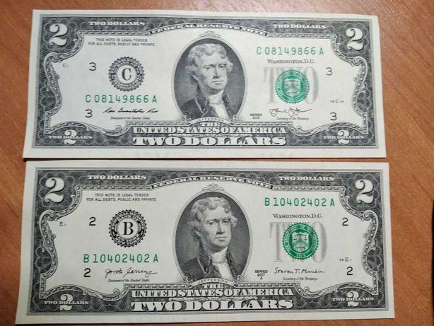 2 доллара , коллекции