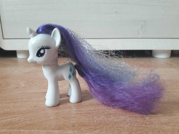 Rarity kucyk My Little Pony z tęczową grzywą Rainbow Power