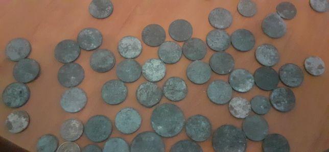 Stare monety ore Dania