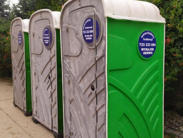 Toaleta przenośna wynajem toalety Kraków budowa działka