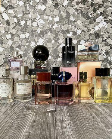 Новая и б/у сток парфюмерия ,Armani,Chanel,Dior и другие