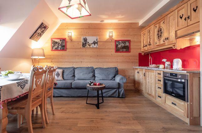 Apartament w górach Noclegi Zakopane wolny na Święta i Sylwestra