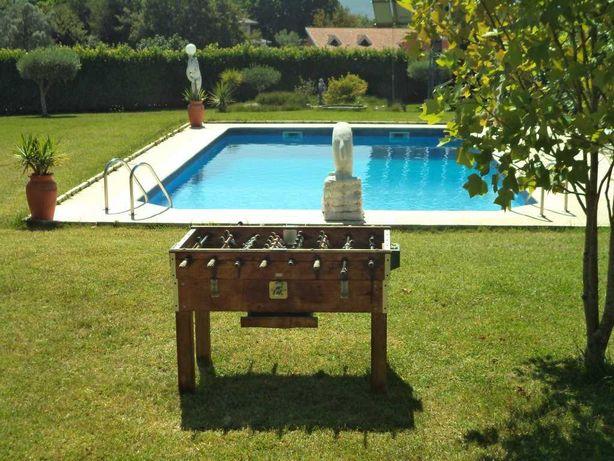 Casa de férias com jardim e piscina no Alto Minho