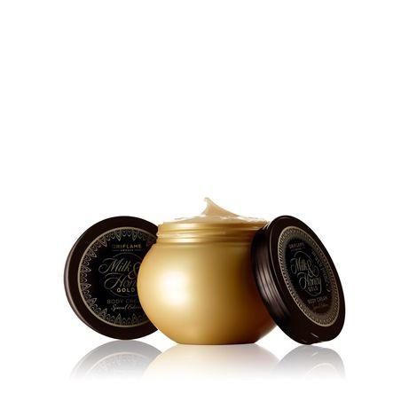 Krem do ciała Milk & Honey Gold Edycja limitowana Oriflame