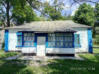 Продам дом в центре с. Маньковка, Черкасской обл.