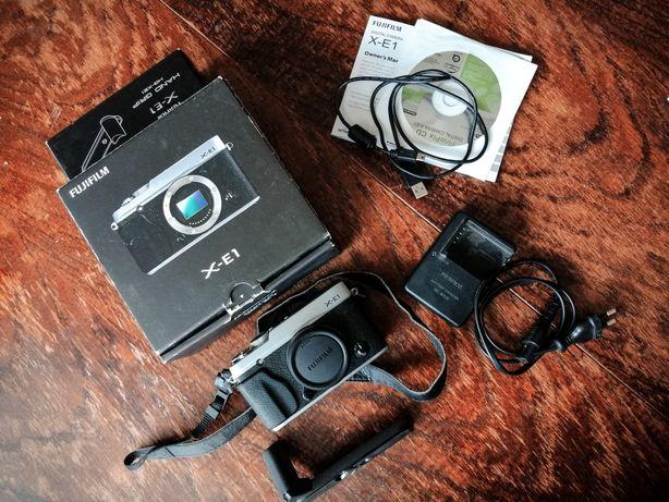 Aparat FujiFilm X-E1 + Grip HG-XE1