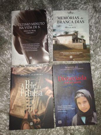 Livros - vários titulos