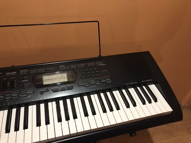Casio keyboard CTK - 300