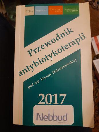 Przewodnik abtybiotykoterapii 2017