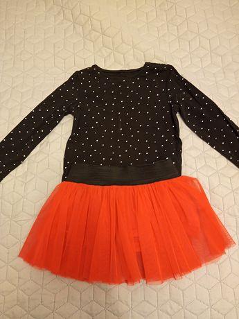 Spódniczka tiulowa +bluzka H&M
